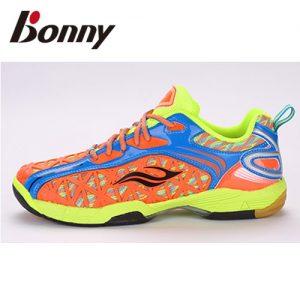 Bonny 波力透氣系列 專業羽球鞋 142C
