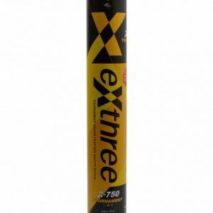 Exthree 超力 X-750 鵝毛 比賽級 羽毛球