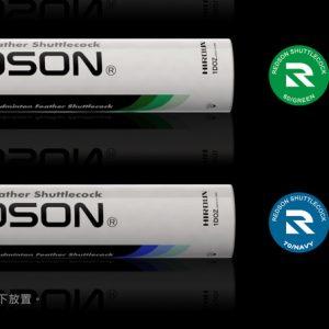 Redson 瑞森 RS-70BLU藍標羽毛球 10桶