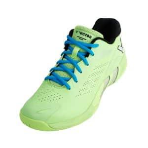 Victor勝利 P9500 羽球鞋 - 23-0cm, g螢光綠