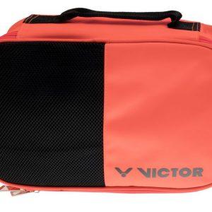 Victor勝利 BG1005 衣物袋 - qc桃紅x黑