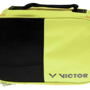 Victor勝利 BG1005 衣物袋 - gc螢光綠x黑