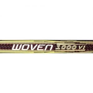 Fleet 富力特 WOVEN 1000 VI系列羽球拍