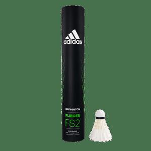 Adidas愛迪達 FS2 shuttlecock 羽毛球/羽球 頂級鴨毛
