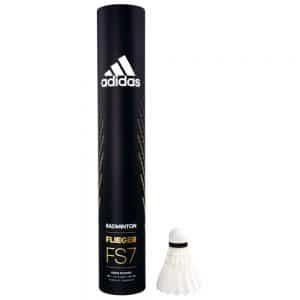 Adidas愛迪達FLIEGER FS7 羽毛球/羽球 頂級鵝毛