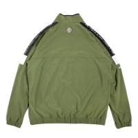 MIZUNO海賊王聯名系列平織外套-索隆